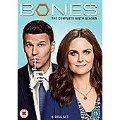 Bones Season 9 DVD
