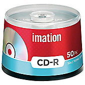 Imation Corp. CD-R 700MB 52X 50 Pack
