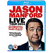 Jason Manford Live - First World Problems Blu-ray