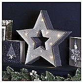 Christmas LED Glitter Star