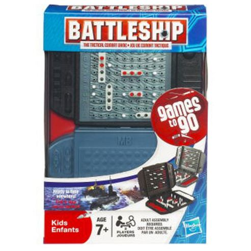 Travel Battleship Games to go