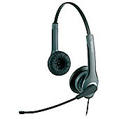 Jabra 20001-491 Wired Stereo Headset - Over-the-head - Semi-open