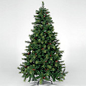 7ft 6in Columbia Pine Artificial Christmas Tree