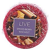 Spiced Berry Wax Melt