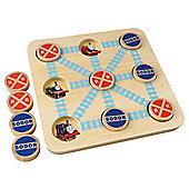 Thomas and Friends Wooden Tic Tac Toe Game