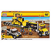 Mega Bloks CAT Heavy-Duty Transporter
