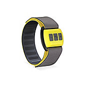 Scosche RHYTHM Bluetooth Armband Pulse Monitor (Yellow)