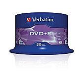 Verbatim DVD-R Spindle pack 16X 50 pack