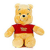 14 inchWinnie the Pooh Cuddleez Soft Toy