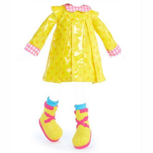 Lalaloopsy Raincoat Outfit