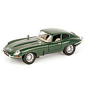 Saico - Green Jaguar E-Type 1:32 Scale