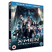 X-Men: Apocalypse Blu-ray 3D