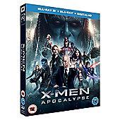 X-Men: Apocalypse Blu-ray 3D