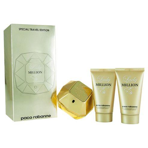 Paco Rabanne Lady Million Edp Gift Set