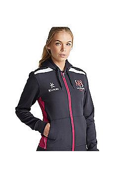 Kukri Ulster Rugby Ladies Blast Fleece 2016 - Charcoal