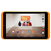 "hudl2 8.3"" 16GB Wi-Fi Tablet - Zesty Orange"