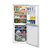 Lec T5039W Fridge Freezer, 500mm, A+ Energy Rating, White