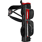 Mizuno Mens Aero7 Golf Bag (Pencil) in Black
