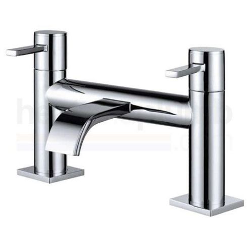 Durab Segno Pillar Mounted Bath Filler Tap