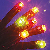 300 multicoloured Super-Long LED Chaser Lights