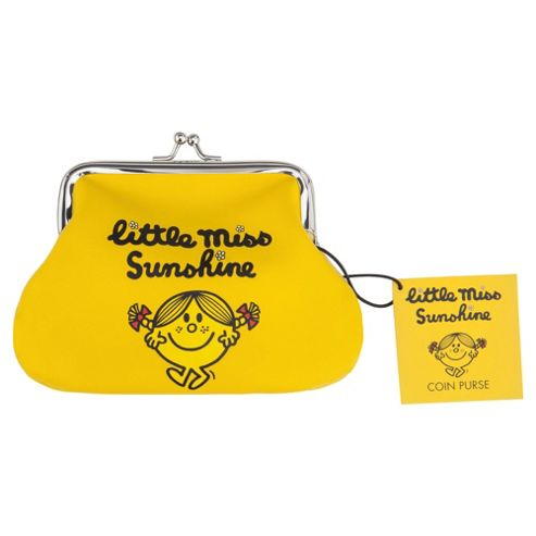 Little Miss Sunshine Coin Purse