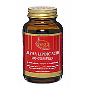 Vega Alpha Lipoic & L-Carnitine 500mg 30 Veg Capsules
