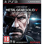 Metal Gear Solid V:Ground Zeroes (PS3)