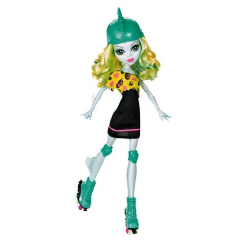Monster High Roller Maze Doll Lagoona