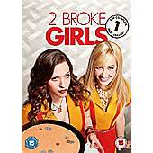 Two Broke Girls: Season 1 (DVD Boxset)