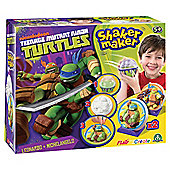 Teenage Mutant Ninja Turtles Shaker Maker Leonardo and Michelangelo