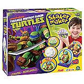 Teenage Mutant Ninja Turtles Shaker Maker Leonardo and Michelangelo