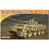 Dragon 7508 Berge Panther With Aufgesetzt Model Kit 1:72