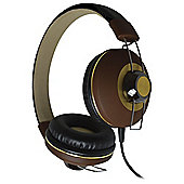 Maxell Retro DJ II Brown & Gold