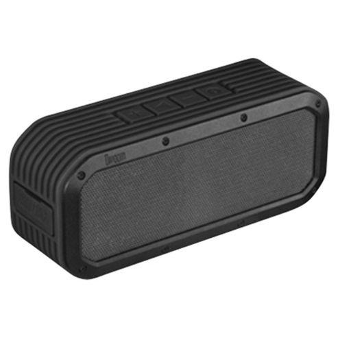 Divoom Voombox Portable Outdoor Bluetooth Speaker, Smart Black