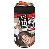 One Direction Can, Red