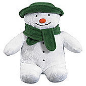 Snowman Bean Soft Toy