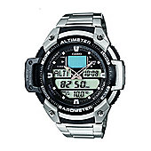 Casio Sports Gear Mens World Time Compass Alarm Stopwatch Watch SGW-400HD-1BVER