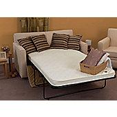Sweet Dreams Kendal 2 Seater Sofa Bed - Wine