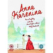 Anna Karenina (book adaptation sleeve) DVD