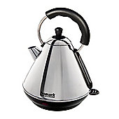 Homark HMKT200SS 1.8L 3kw Pyramid Style Cordless Kettle in Stainless Steel