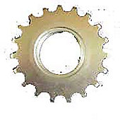 Tranzmission 1/8' Plated Sprockets - 16T