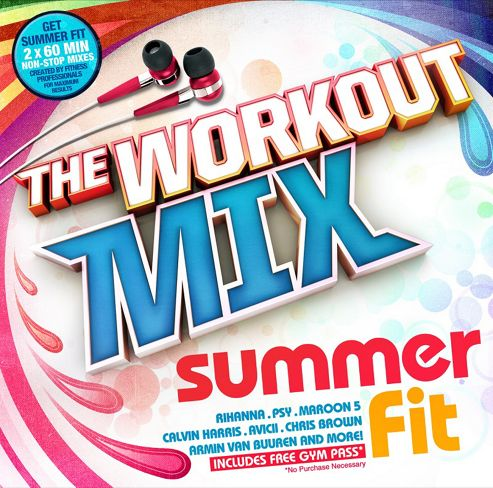 Workout Mix - Summer 2013