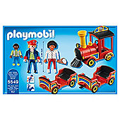 Playmobil 5549 Summer Fun Children's Train
