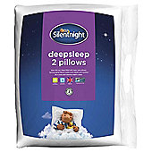Pack of 2 Silentnight Deep Sleep Pillows