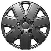 "Streetwize Urban X Hurricane 15"" Wheel Cover Set"