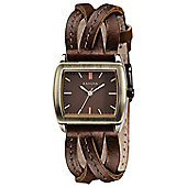 Kahuna Ladies Leather Strap Watch - KLS-0208L