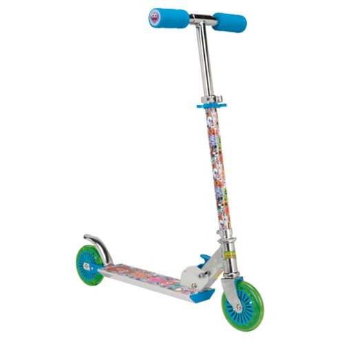 Moshi Monsters 2-Wheel Inline Scooter
