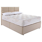 Relyon Luxury 1500 Non Storage Divan Set Double