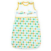 B Baby Bedding Roll Up! Roll Up!Sleeping Bag (0-6 months) - 2.5 Tog