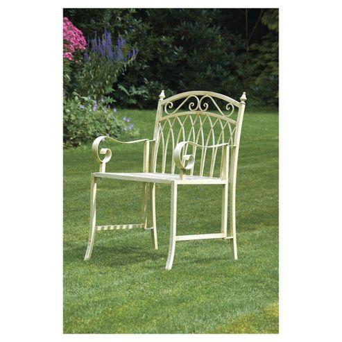 Versailles Garden Arm Chair, Anique Cream